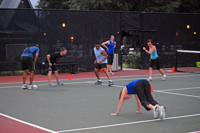 South Austin Boot camp with Rusty Kutzer