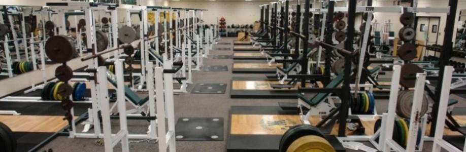 overhwelming weight room